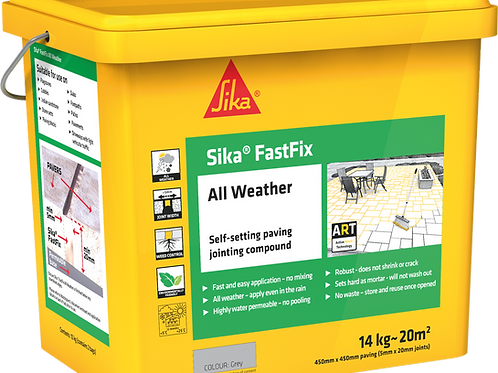 SIKA All Weather Jointing Compound 14kg