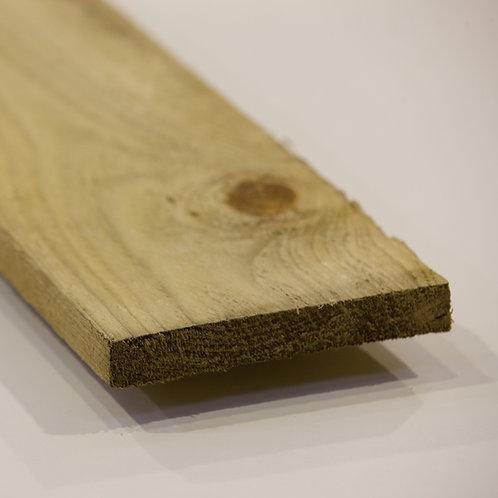 100x22 Sawn Tanalised Timber (4.8m Lengths)