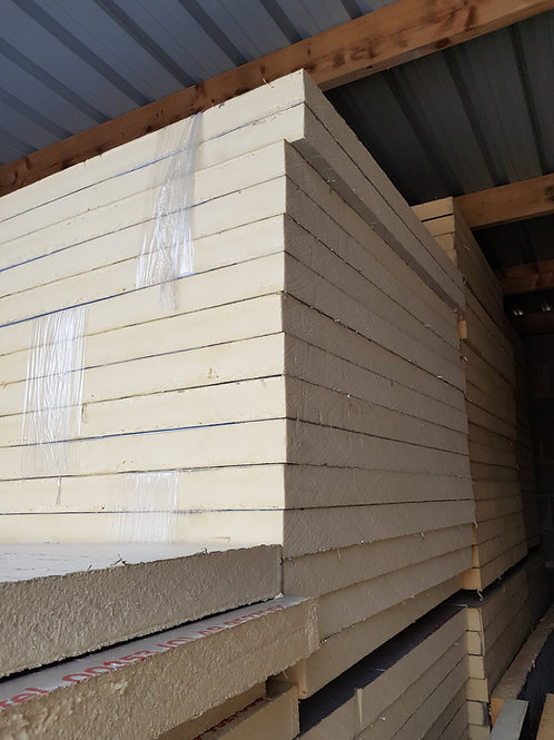 100mm PIR Insulation Board