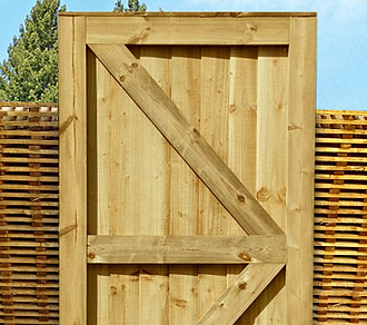 Fence Panels Amp Gates Kidderminster Worcestershire