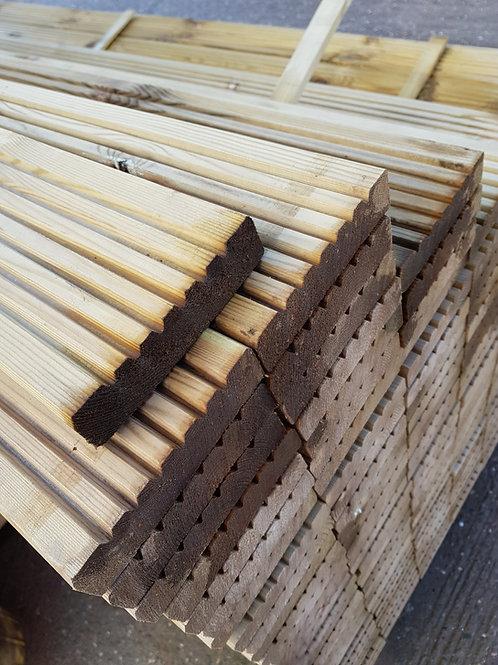 125x32x4800 Timber Decking