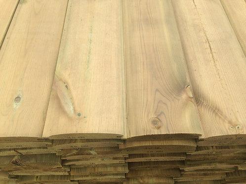 110 x 4200mm Log Lap