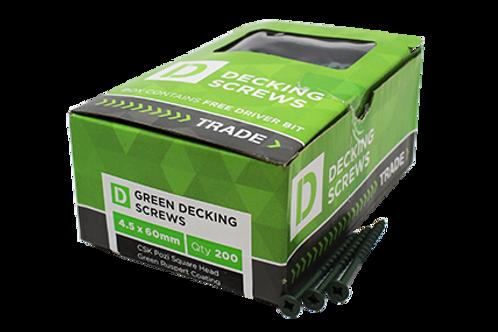 Decking Screws 4.5x60 (200)
