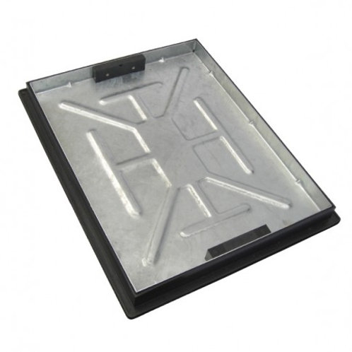 600x400 Recessed Manhole Cover (80mm)