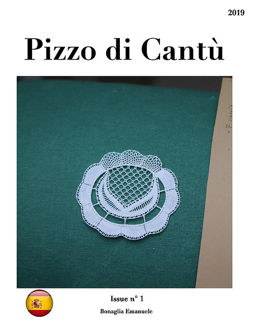 La rosa de Cantù - Pizzo di Cantù Issue n°1 (ESP)
