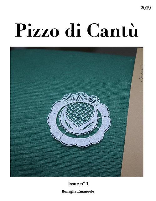 La rosa canturina – Pizzo di Cantù Issue n°1