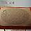 Thumbnail: Centrino ovale Punto Mimosa