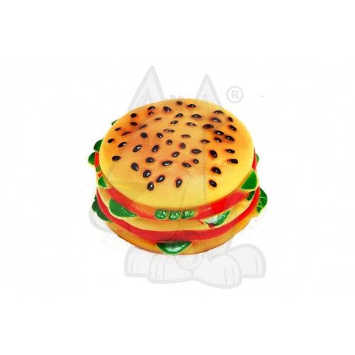 Squeaky hamburger
