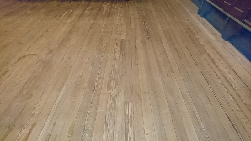 Secresty floor-during