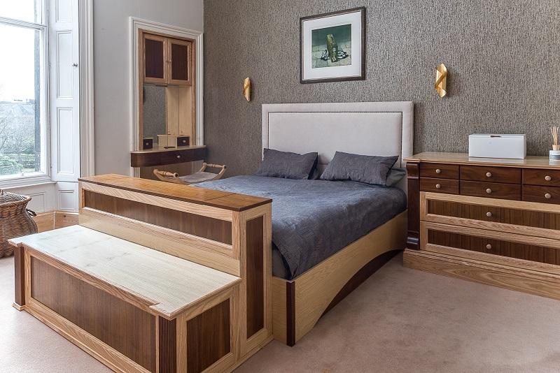 Master bedroom refit