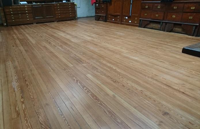 Secresty floor-after