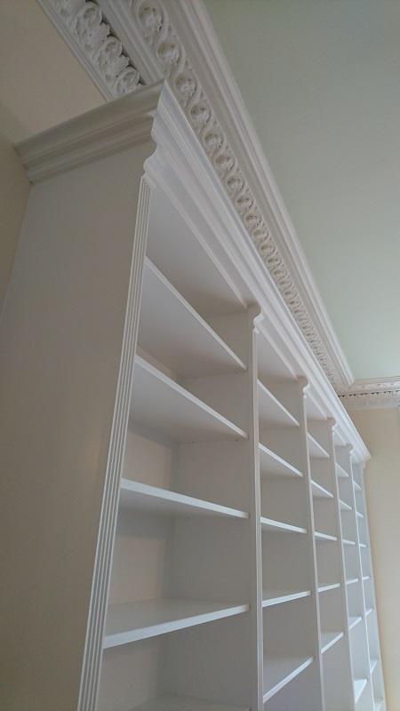 Bespoke bookcase