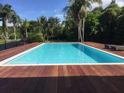 12x5m concrete pool by Mobius Pools