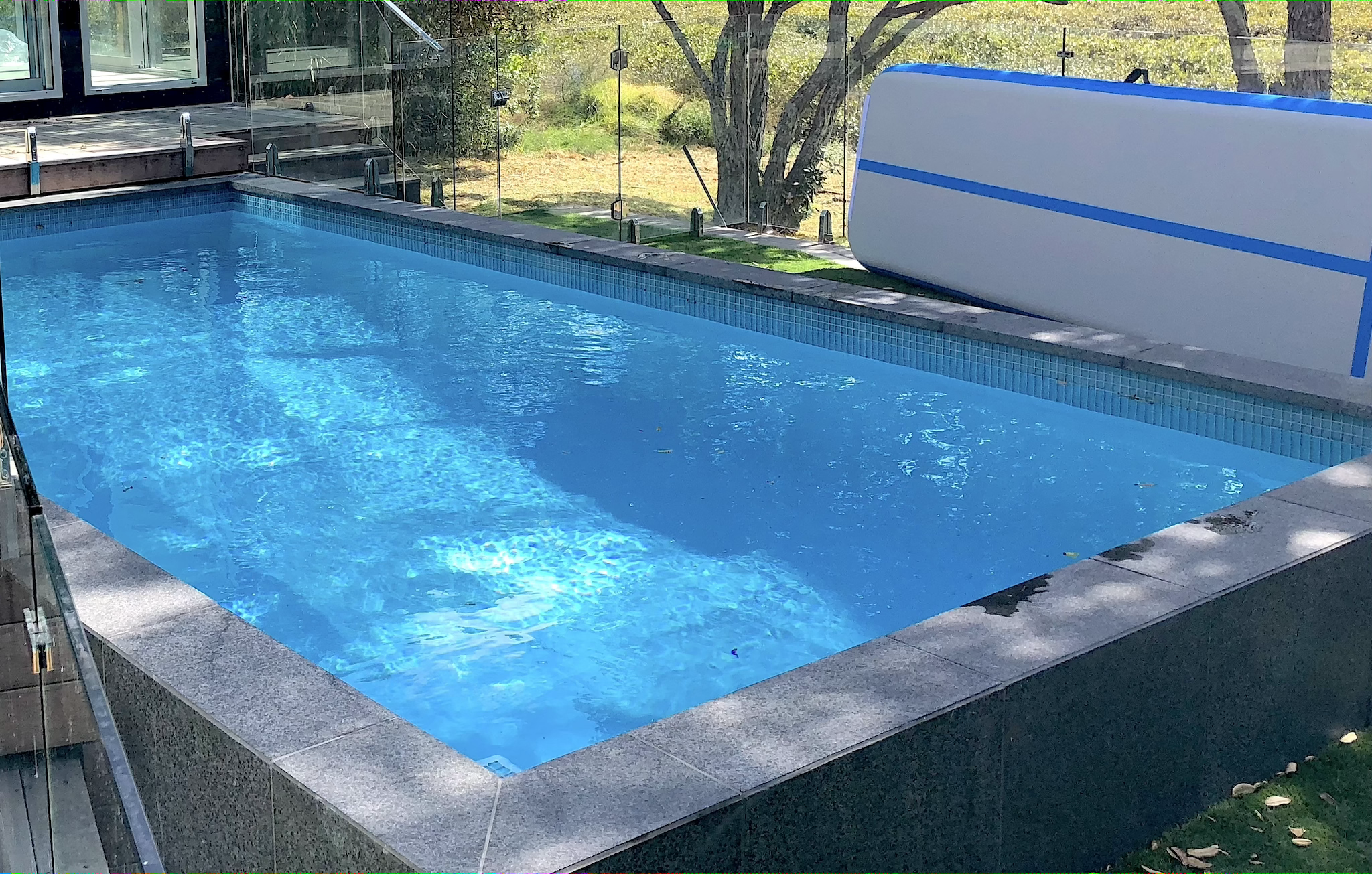 6x3m pool by Mobius Pools