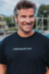 Simon Munro founder of Mobius Pools, concrete pool specialist in Auckland