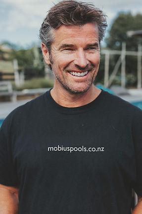Simon from Mobius Pools