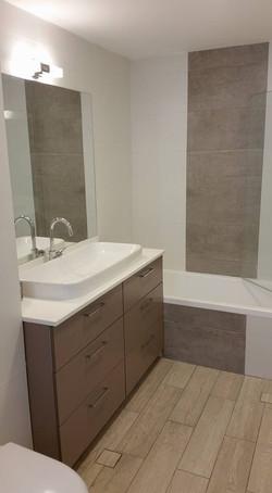 עיצוב מקלחות ושירותים
