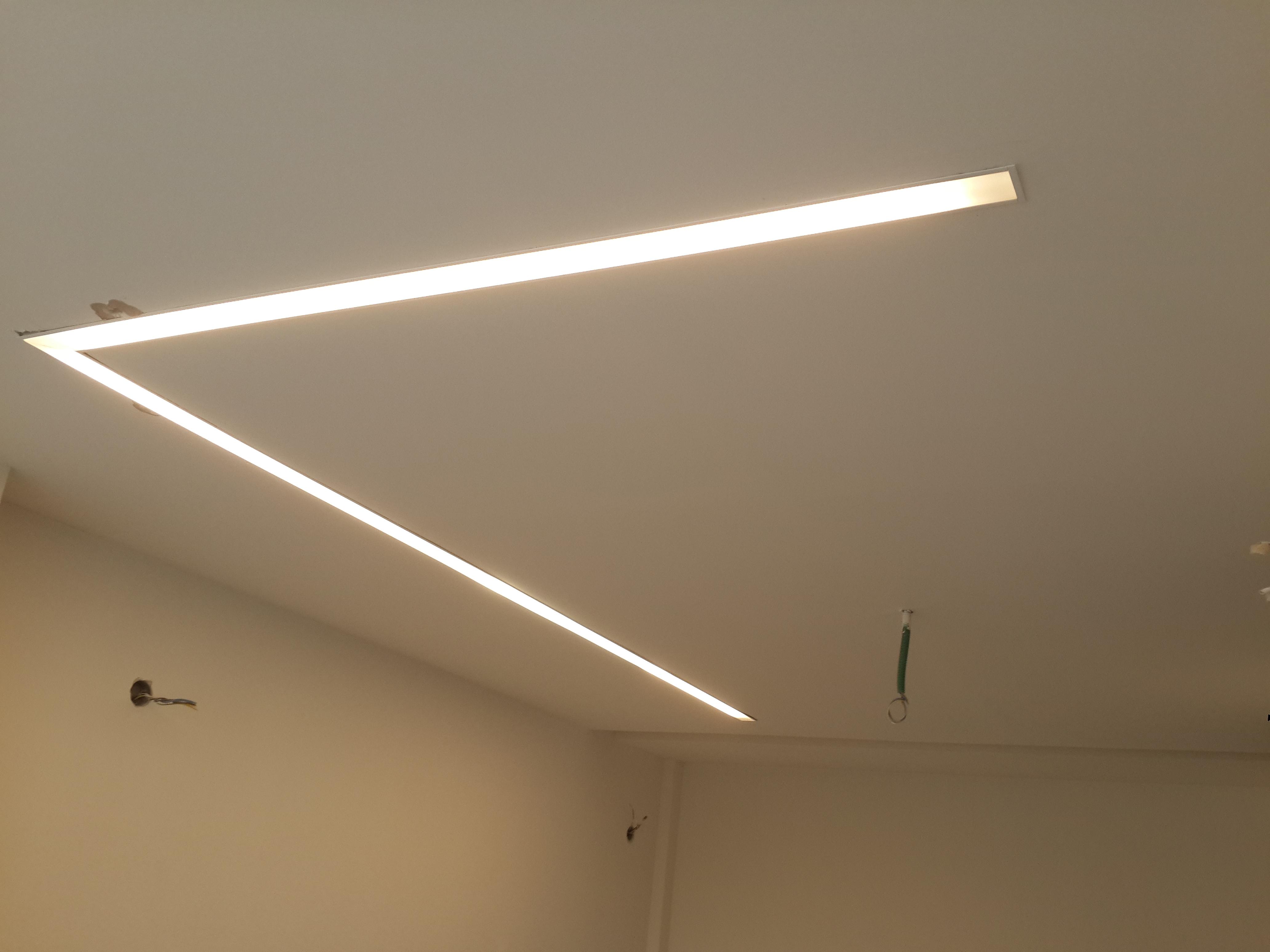 התקנת גופי תאורה מעוצבים