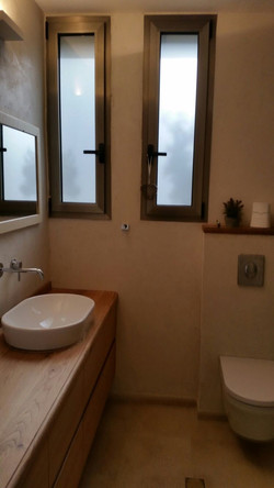 שיפוץ חדרי שירותים ואמבט