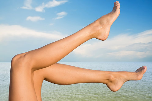 12 Full Body Laser Hair-Removal Treatments