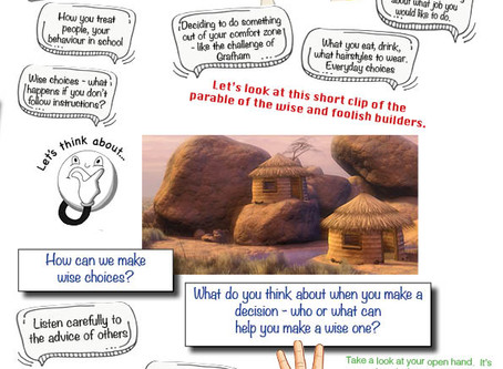 How can we make wise choices?