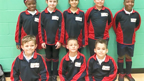 Year 3/4 Tag Rugby