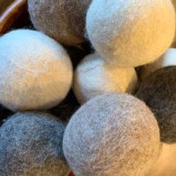 Alpaca Dryer Balls - Set of 3