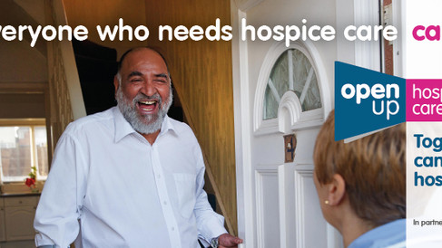 Beaumond House Community Hospice champions campaign to widen access to care