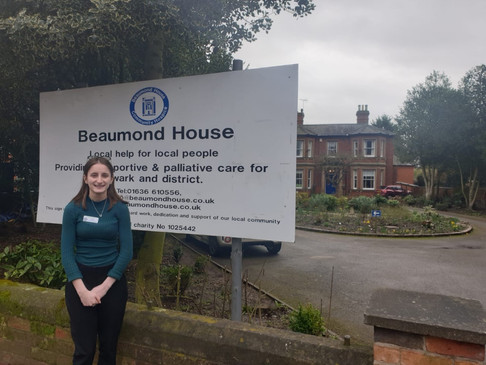 My work experience at Beaumond House