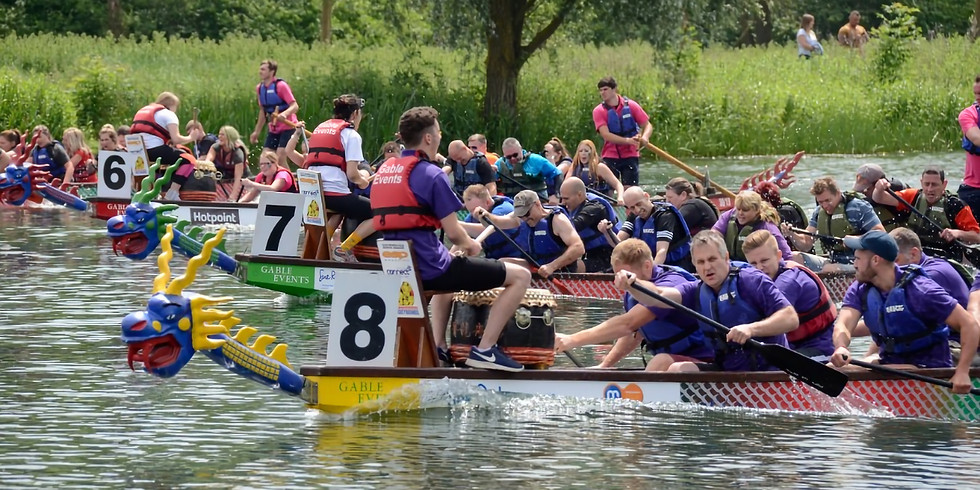 Dragon Boat Race 2019 Extras
