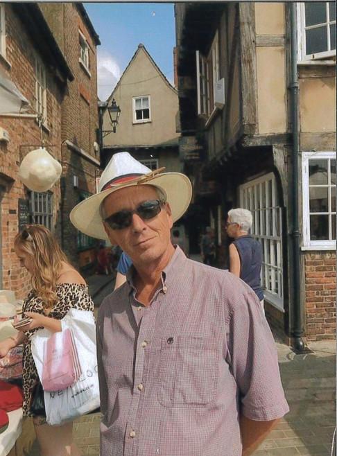 In loving memory of Robert Mahoney...