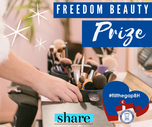 Freedom Beauty Prize Draw!