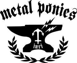 Metal Ponies logo