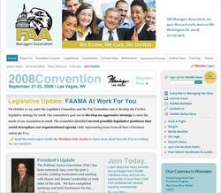 FAAMA website
