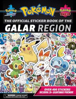 Pokémon Sticker Book