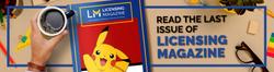 Licensing Magazine Cover