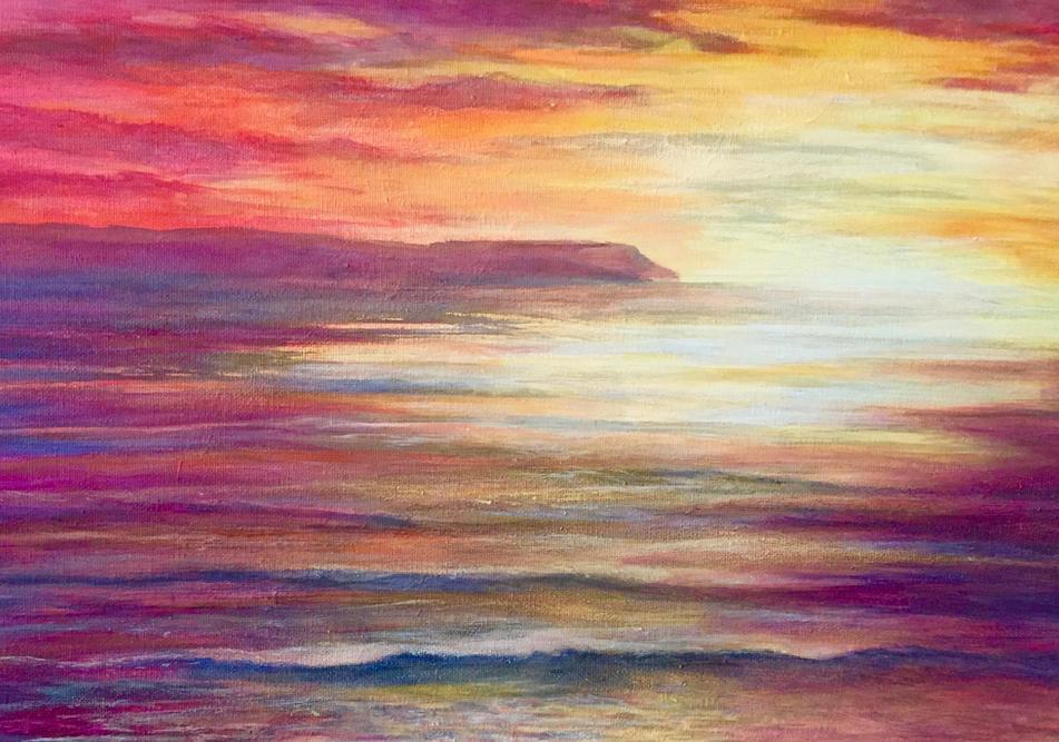 Mackinac Sunset