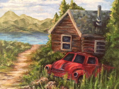 Yukon Cabin