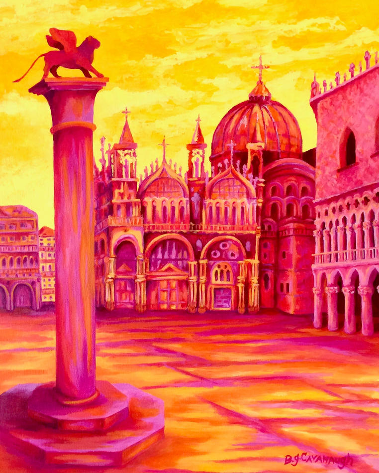 Lion in Venice