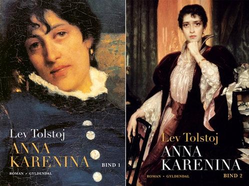 Lev Tolstoj - Anna Karenina 1-2