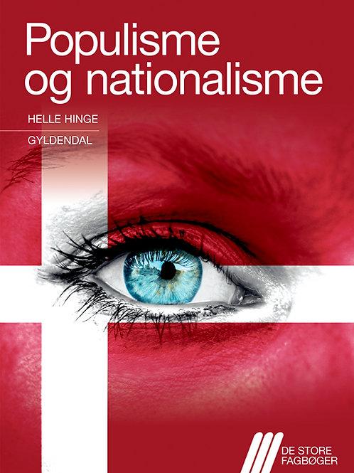 Populisme og nationalisme