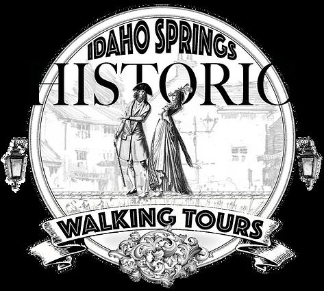 Idaho Sprigs Walking Tours