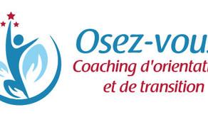 Interview de Christine SOURIOUX - Coach en orientation scolaire- OSEZ-VOUS COACHING