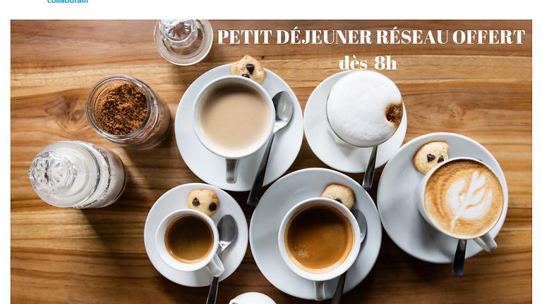 Lancement nouvelle saison des évènements autour du petit dej'Réseau