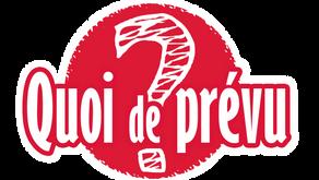 Interview de Coworker n°2 : Société Quoi de Prévu?