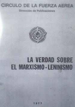La verdad sobre el marxismo leninismo