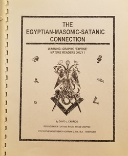 The Egyptian-Masonica-Satanic-Connection