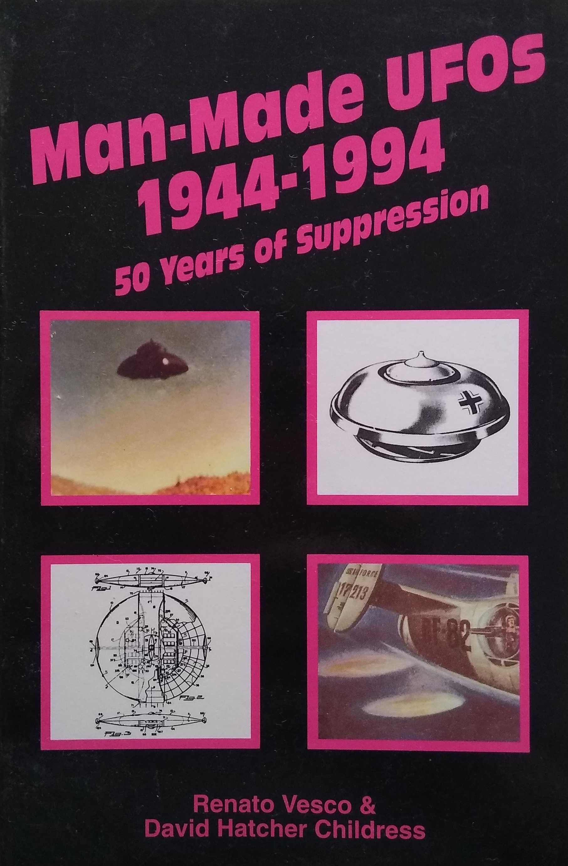 Man-Made UFOs 1944-1994