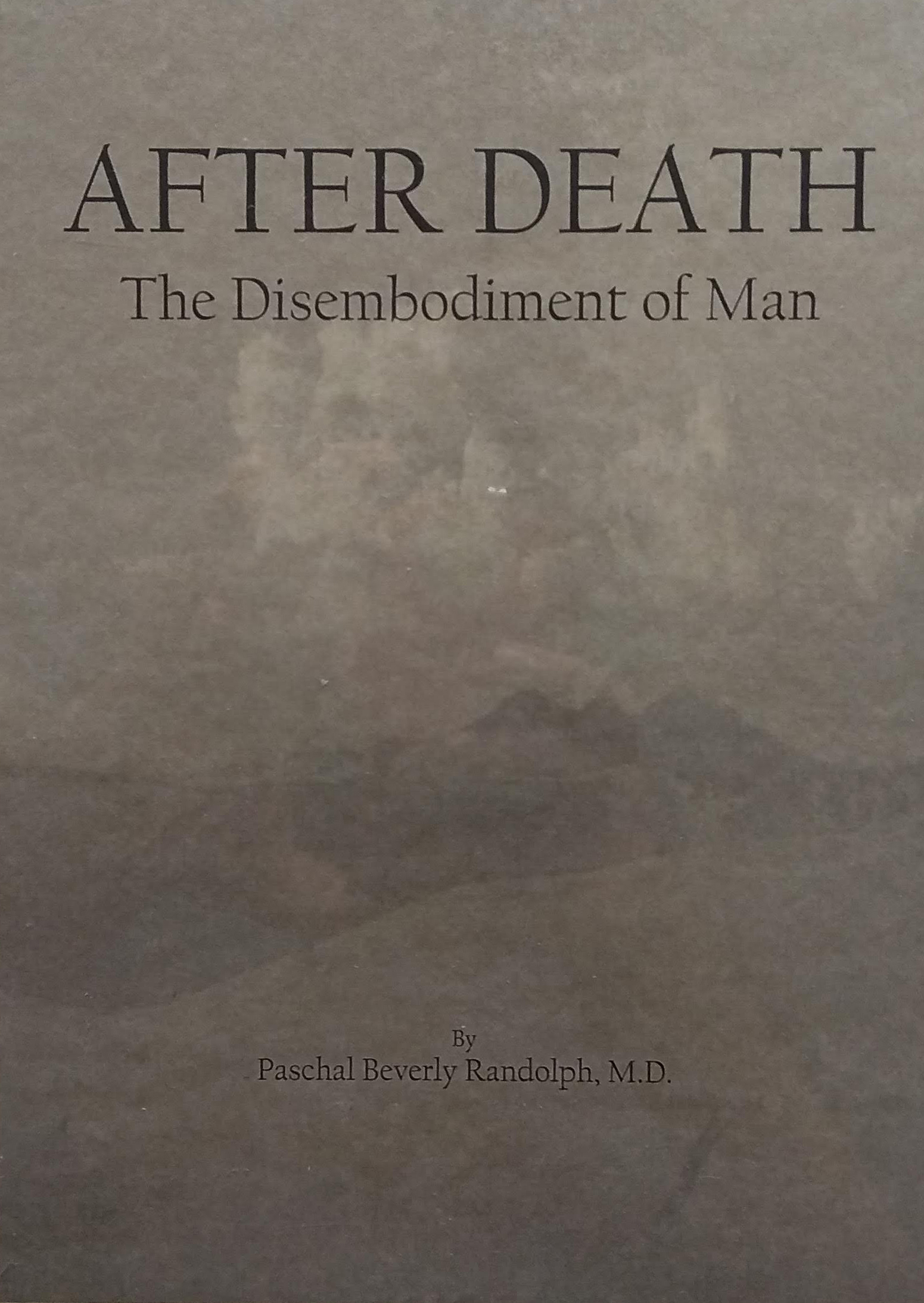 Afther Death