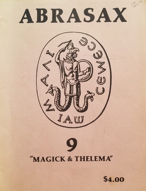 Abrasax 9 Magick & Thelema